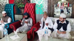 Pir Syed Ghulam Nizaamuddin Jami Gilani Qadri Shah Sahibs Visit