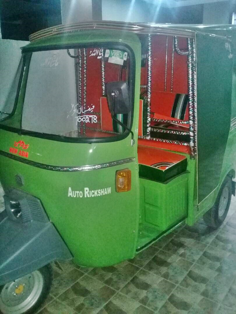 Free Rickshaw – Donated