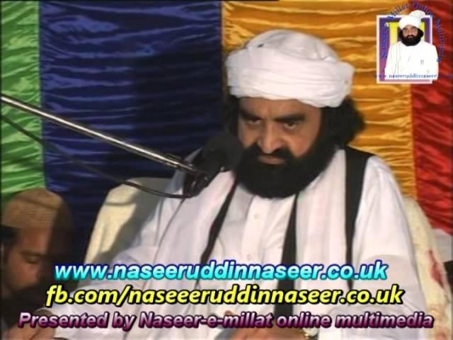 Pir Syed Naseeruddin naseer R.A (Gulpera Gujarkhan)- Program 77 Part 1 of 1