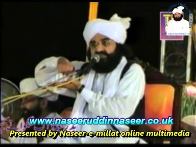 Shaan-E-Ahlebait (Jang) Pir Syed Naseeruddin naseer R.A – Program 65 Part 1 of 2
